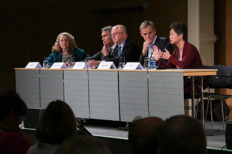Panel on opening plenary 4.10.2015
